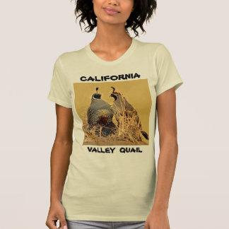 Valley Quail (California) T-Shirt