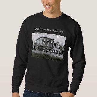 Valley Rd., Montclair, New Jersey Vintage Sweatshirt