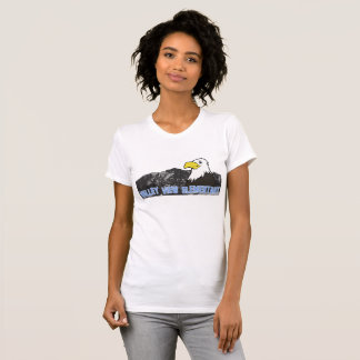 Valley View Hollywood Eagle- White T-Shirt