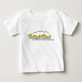 Valley's Best Air Conditioning Baby T-Shirt