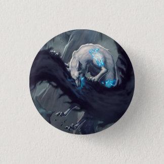 Vallidore's Bite 1 Inch Round Button