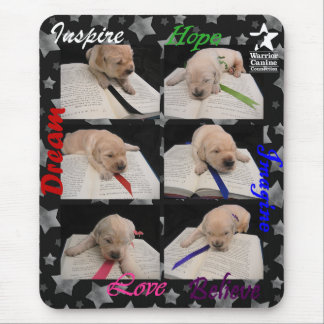 "Valor Litter ""Inspire"" Mousepad"