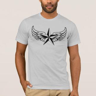 Valor - Star & Wings T-Shirt