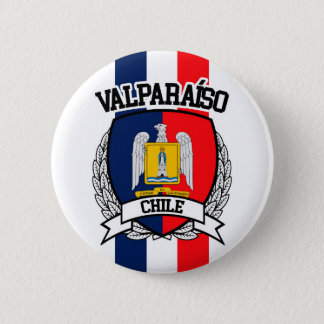 Valparaíso 2 Inch Round Button