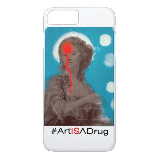 "VALTD ""Art Is A Drug"" iPhone 7 Plus Case"