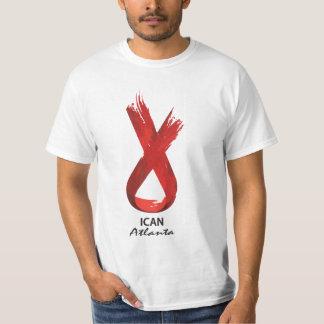 Value ICAN Atlanta Births 2010 T-Shirt