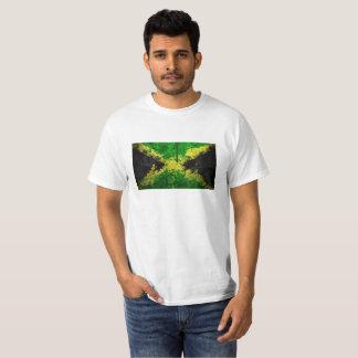 Value T-Shirt with Jamaica's Flag