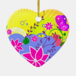 Valuegem  Hart Ornament