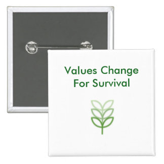 Values Change For Survival_2 Inch Square Button