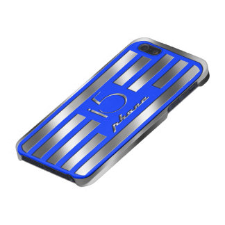 Valve Cover Case for i5 in Blue iPhone 5 Case