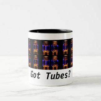 Valves / Vacuum Tubes Mug  - Got Tubes?