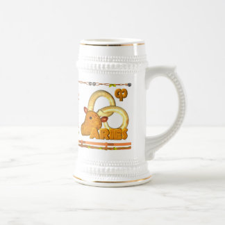 Valxart 1959 2019 2079 EarthPig zodiac Aries Beer Stein
