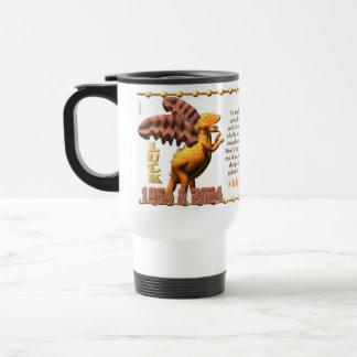 Valxart 1964 2024 Wood Dragon zodiac Capricorn Travel Mug