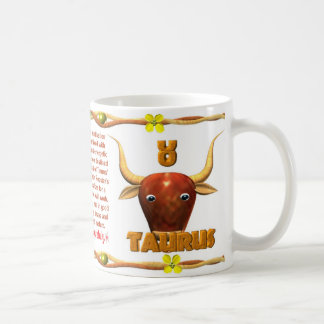 Valxart 1969 2029 Earth Roster zodiac Taurus Coffee Mug