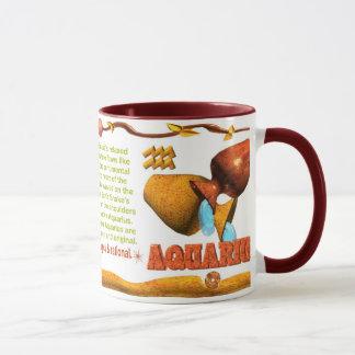 Valxart 1989 2049 EarthSnake zodiac Aquarius Mug