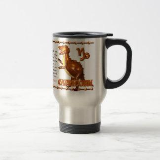 Valxart 1994 2054 WoodDog zodiac Capricorn Travel Mug
