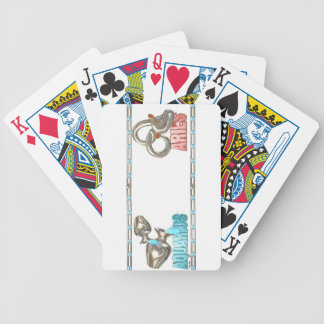 Valxart Aquarius Aries zodiac friendship Bicycle Playing Cards