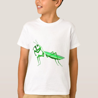 Valxart.com  Green preying mantis gifts T-Shirt
