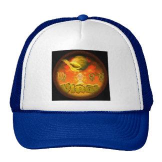 Valxart creepy zodiac Virgo Trucker Hat