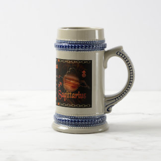 Valxart Scorpio Sagittarius zodiac Cusp Beer Stein