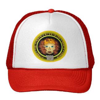 Valxart Virgo zodiac logo Trucker Hat