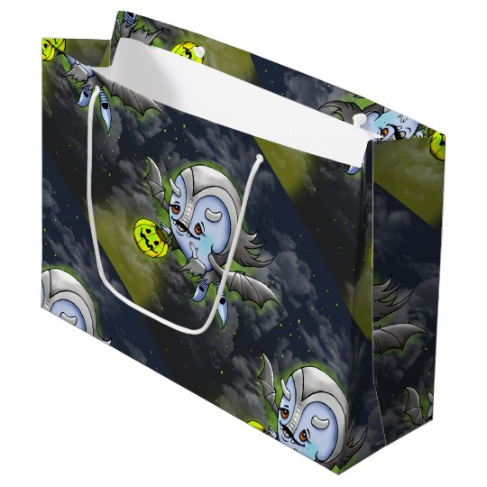 VAM BARAKA CUSTOM GIFT BAG MONSTER