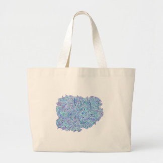 Vamoodle Love design Jumbo Tote Bag