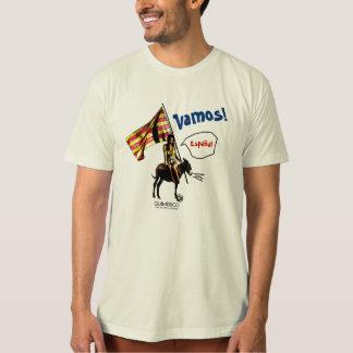 VAMOS! España! No.8 T-Shirt