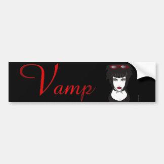 Vamp II Bumper Sticker