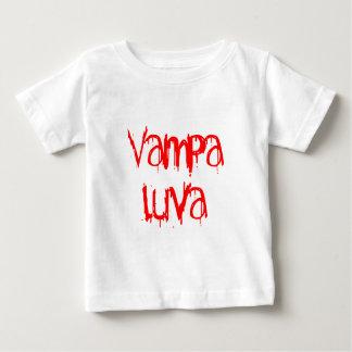 Vampa Luva Baby T-Shirt