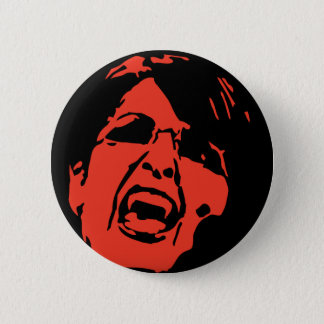 Vampira Sarah Palin 2 Inch Round Button