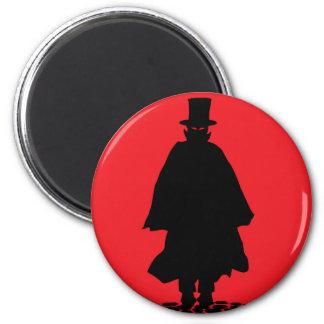 Vampire 2 Inch Round Magnet