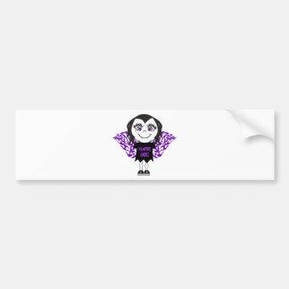 Vampire Angel Bumper Sticker