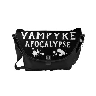 Vampire Apocalypse Cosplay Gothic Medical Nurse Commuter Bag