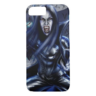 Vampire Assassin iPhone 7, Barely There Case