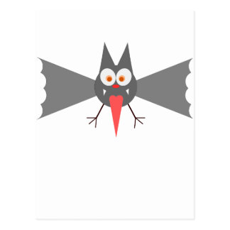 Vampire Bat by Chillee Wilson Postcard