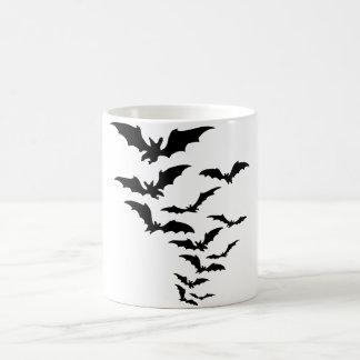 Vampire Bat Halloween Mug