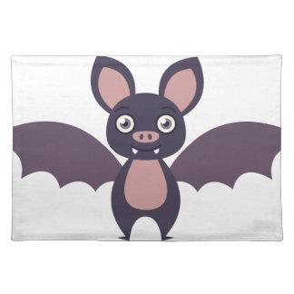 Vampire Bat Placemat