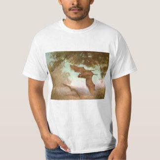 Vampire Bats by CE Swan, Vintage Wild Animal T-Shirt