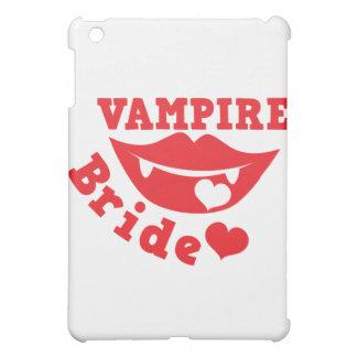 vampire bride iPad mini cover