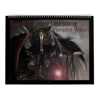 Vampire Calander Wall Calendar