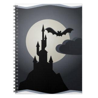 Vampire Castle Notebook