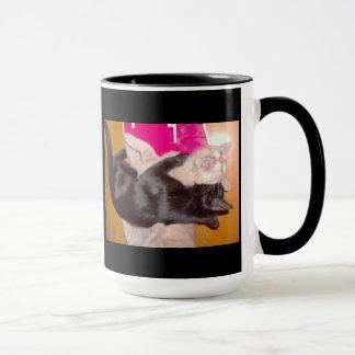 Vampire Cat Mug
