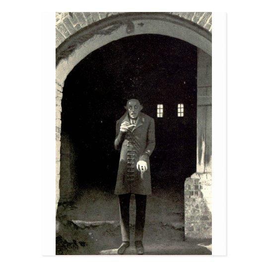vampire-clip-art-10 postcard