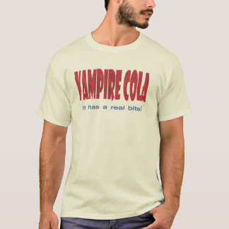Vampire Cola T-Shirt