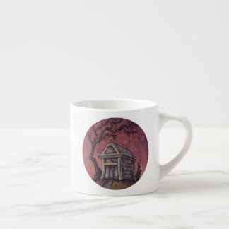 Vampire Crypt Mini Mug from Unreal Estate