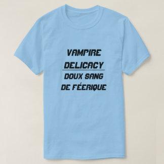 Vampire Delicacy Doux sang de féerique T-Shirt