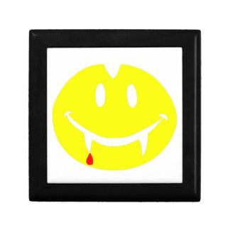 vampire emoji dracula gift box