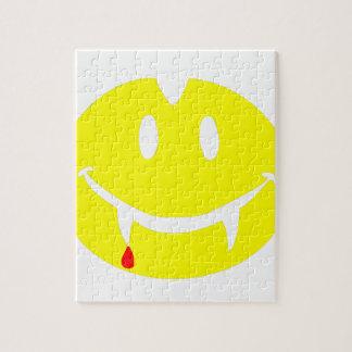 vampire emoji dracula jigsaw puzzle
