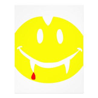 vampire emoji dracula letterhead